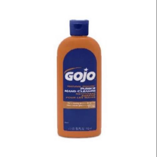 Gojo Natural Orange Scent Pumice Hand Cleaner 7.5 oz.(0951-15)