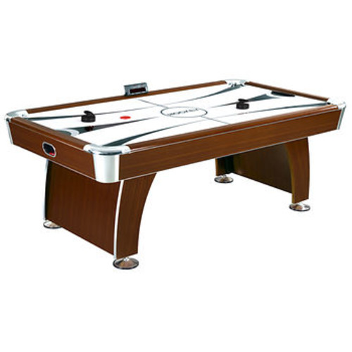 Carmelli Brentwood 7.5' Air Hockey Table with Electronic Scoring