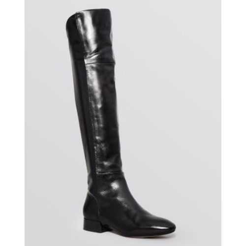 JOIE Pointed Toe Over The Knee Boots - Daymar