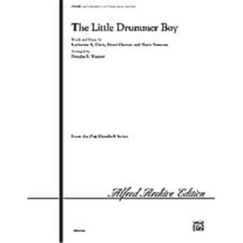 Alfred The Little Drummer Boy - Music Book(ALFRD37171)