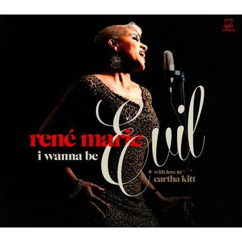 I Wanna Be Evil: With Love to Eartha Kitt [CD]