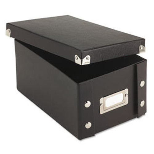 IDEASTREAM CONSUMER PRODUCTS (Price/EA)IDEASTREAM CONSUMER PRODUCTS IDESNS01577 Snap 'N Store Collapsible Index Card File Box Holds 1