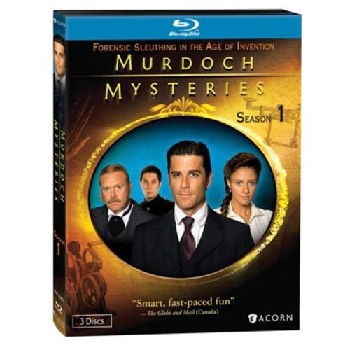 Murdoch Mysteries: Season One (Blu-ray)