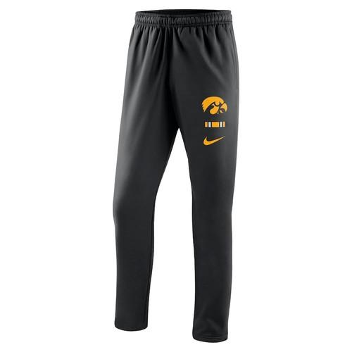 Men's Nike Iowa Hawkeyes Therma-FIT Pants