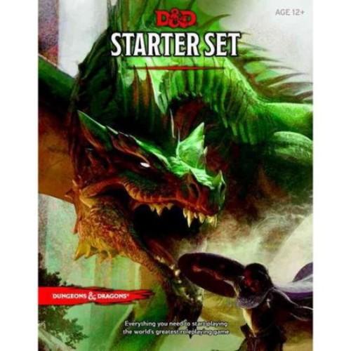 Dungeons & Dragons Starter Set : Fantasy Roleplaying Game Starter Set