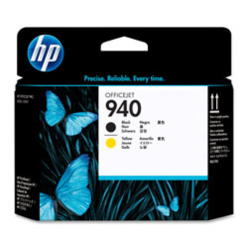 HP 940 Black Yellow Printhead