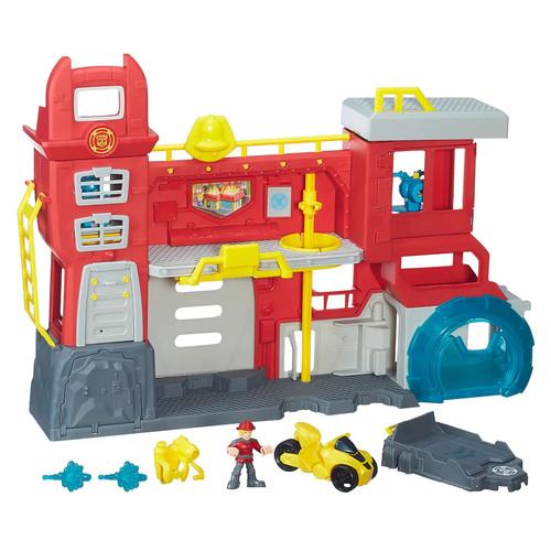 Rescue Bots Griffin Rock Firehouse Headquarters