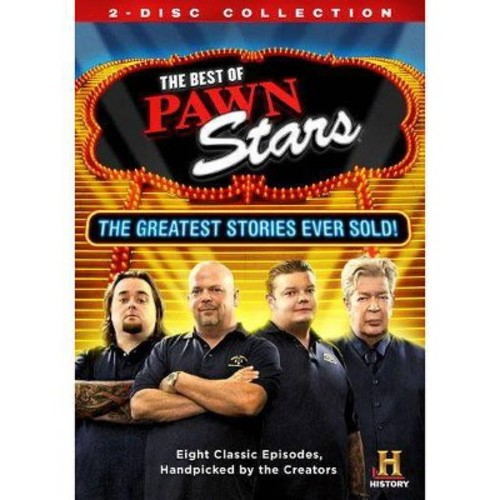 The Best of Pawn Stars: The Greatest Stories Ever Sold! [2 Discs] [DVD]