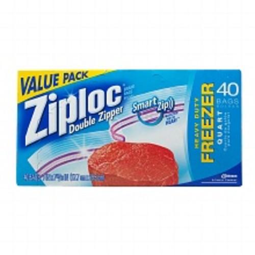 Ziploc Ziploc Double Zipper Freezer Bags Gallon Gallon Size