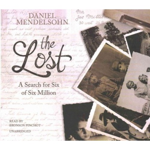 The Lost: A Search for Six of Six Million; Library Edition