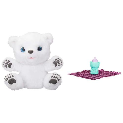 FurReal Friends Snifflin Sawyer Polar Bear Pet