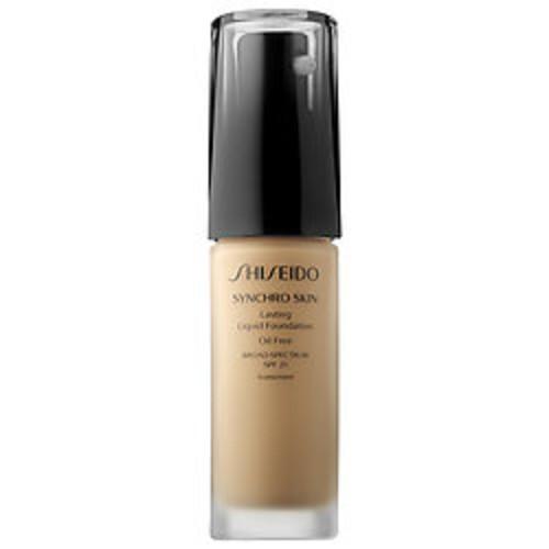 Synchro Skin Lasting Liquid Foundation Broad Spectrum SPF 20 [additional_description : ; finish : Natural]