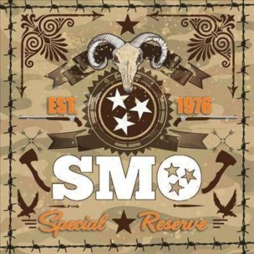 Big Smo - Special Reserve (CD)