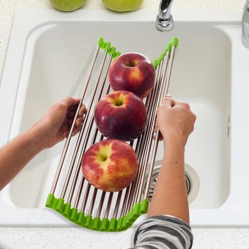 Chef Buddy Wide Folding Sink Rack