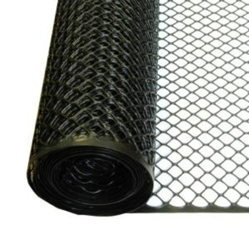 Tenax 3 ft. x 25 ft. Black Poultry Hex Fence