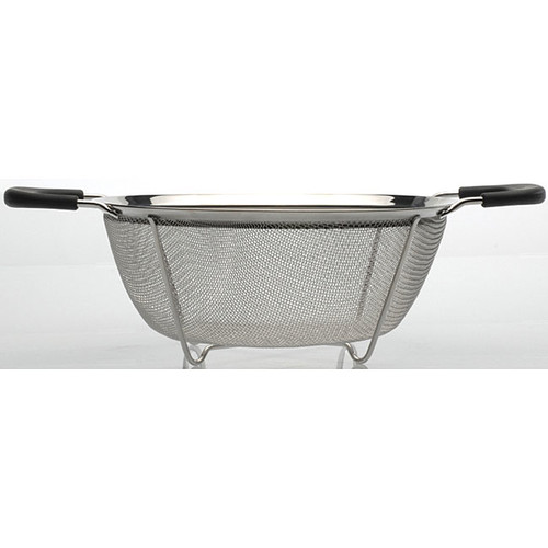 BergHOFF Mixing Bowls & Colanders Large Stainless Steel Strainer
