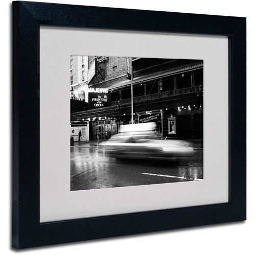 Trademark Art 'The Majestic' Matted Framed Art by Yale Gurney