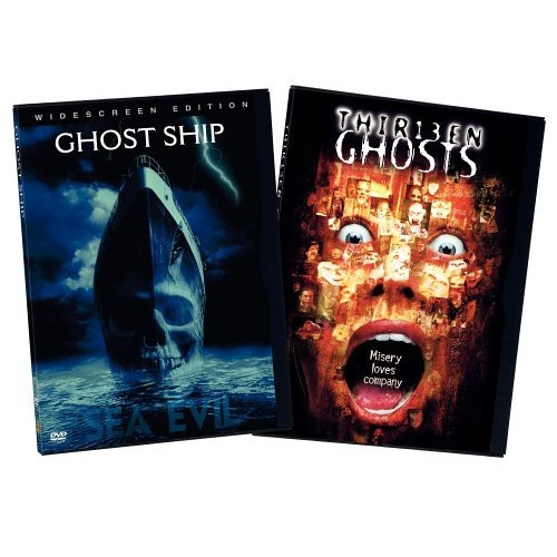 13 Ghosts & Ghost Ship