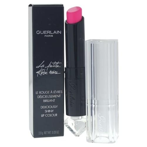 Guerlain La Petite Robe Noire Deliciously Shiny Lip Colour 002 Pink Tie