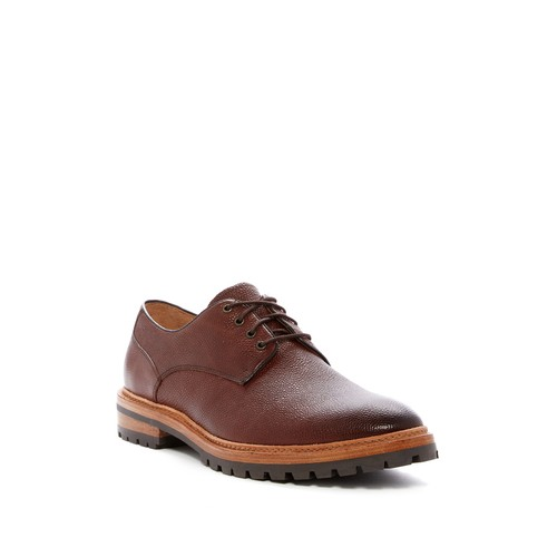 Ian Pebbled Leather Derby