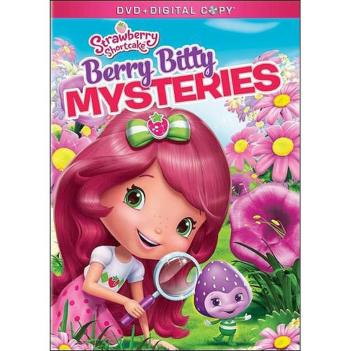 Strawberry Shortcake: Berry Bitty Mysteries - Widescreen - DVD