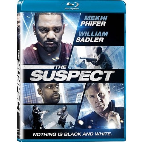 The Suspect (Blu-ray) (Widescreen)
