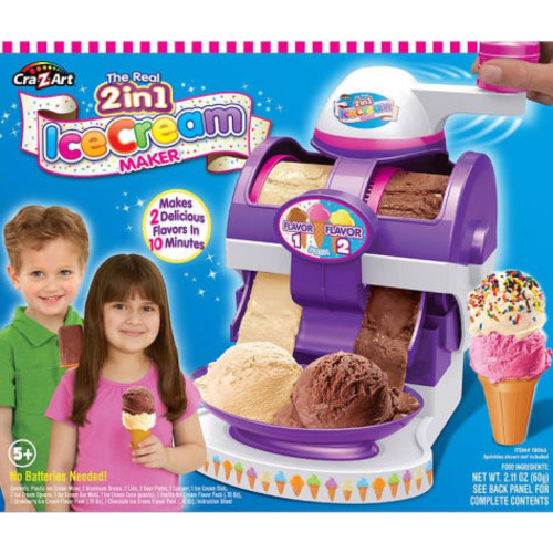 Real Ice Cream Maker