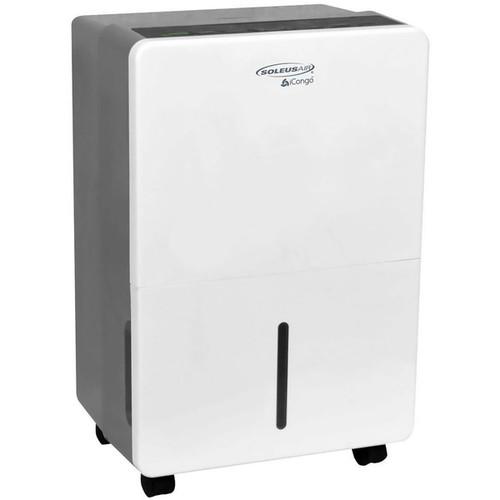 SoleusAir 30-pint Portable Dehumidifier