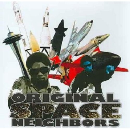 Original Space Neighbors [CD]