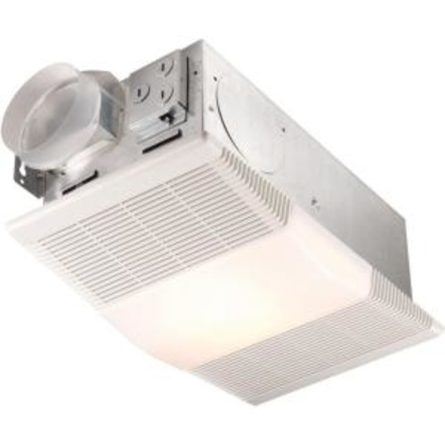 70 CFM Ceiling Exhaust Fan with Light and 1300-Watt Heater