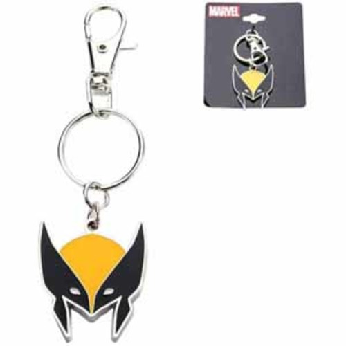 Marvel X-Men Wolverine Enamel Keychain