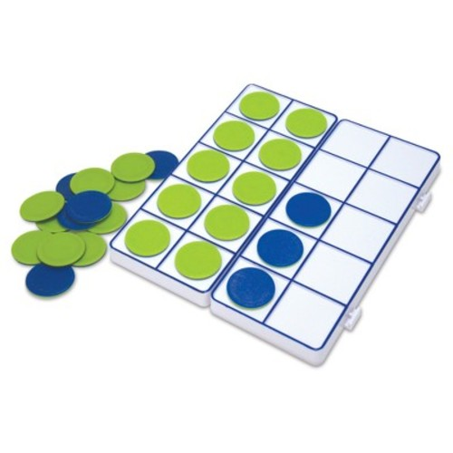 Learning Resources Connectible Ten-Frame Trays
