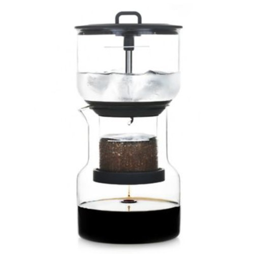 Bruer Slow Drip Cold Brew Coffee Maker in Black