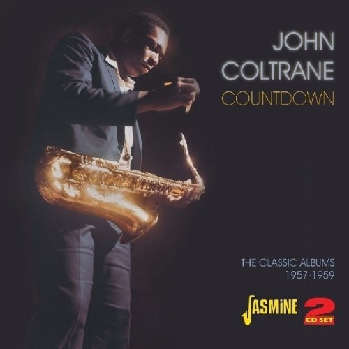 Countdown - The Classic Albums 1957-1959 Blue Train, Soul Trane, Giant Steps and Coltrane Jazz ORIGINAL RECORDINGS REMASTERED SET