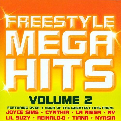 Freestyle Mega Hits, Vol. 2 [Warlock] [CD]