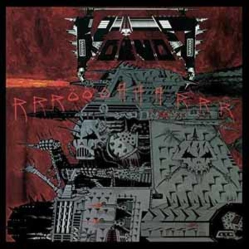 Voivod - Rrroooaaarrr [Explicit Content] [Audio CD]