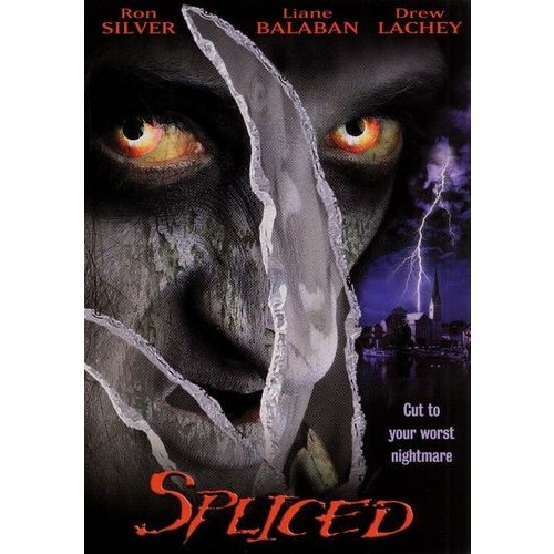 Spliced [DVD] [2002]
