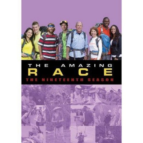 The Amazing Race: Season 19 (DVD)