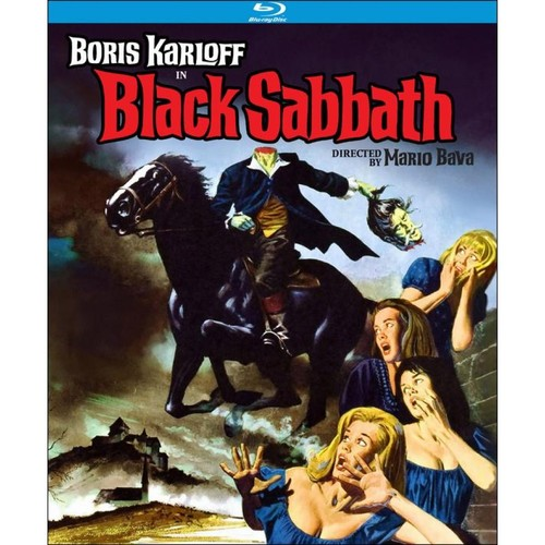 Black Sabbath [Blu-ray] [1963]