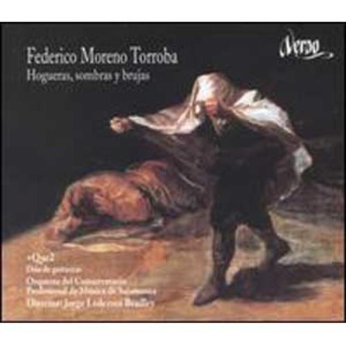 Federico Moreno Torroba: Hogueras, sombras y brujas By +Que2 Guitar Duo (Audio CD)