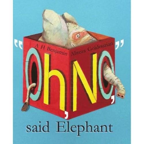 Oh No! Said Elephant (Hardcover)