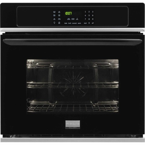 Frigidaire FGEW3065PB Gallery 4.6 cu. ft. Single-Wall Built-In Electric Oven - Black
