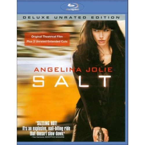 Salt (Unrated) (Blu-ray) (Deluxe Edition) (Director's Cut)