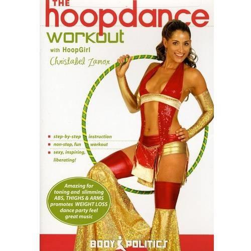 The Hoop Dance Workout [DVD] [English] [2008]