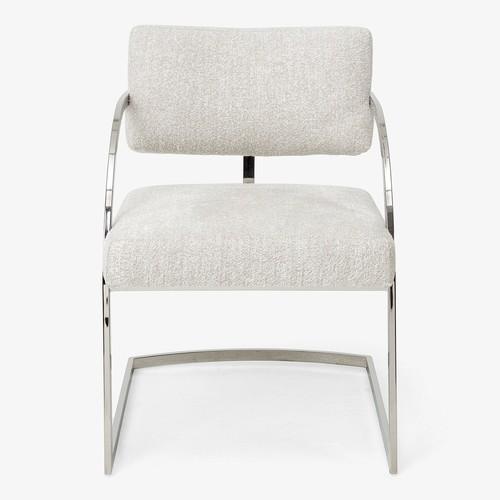 Thayer Coggin + Milo Quarter Pie Chair