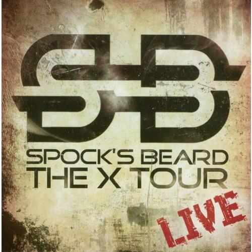 The X-Tour Live [CD]