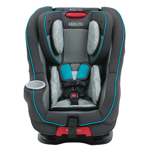 Graco Size4Me 65 Convertible Car Seat - Finch