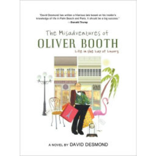 The Misadventures Of Oliver Booth