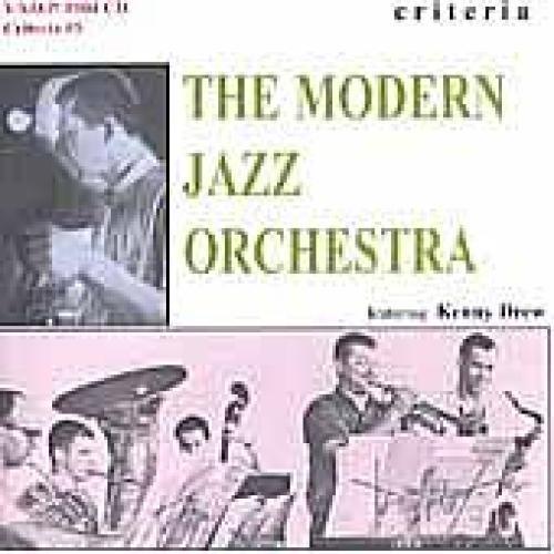 The Modern Jazz Orchestra [CD]