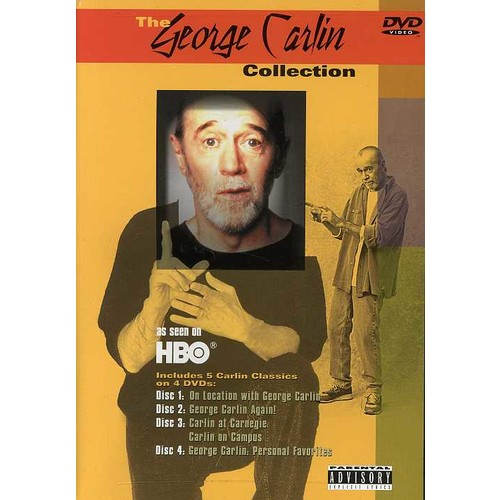 George Carlin Collection [George Carlin Collection (DVD)]